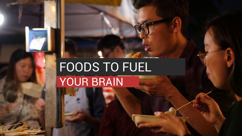Foods To Fuel Your Brain