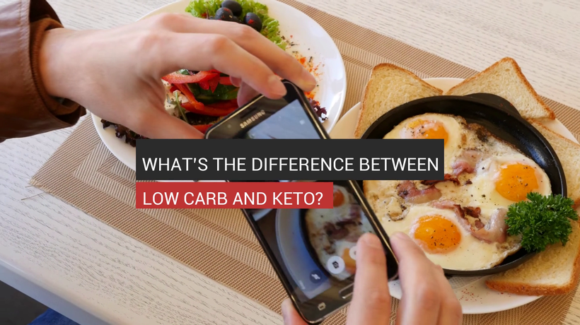 What's The Difference Between Low Carb And Keto?