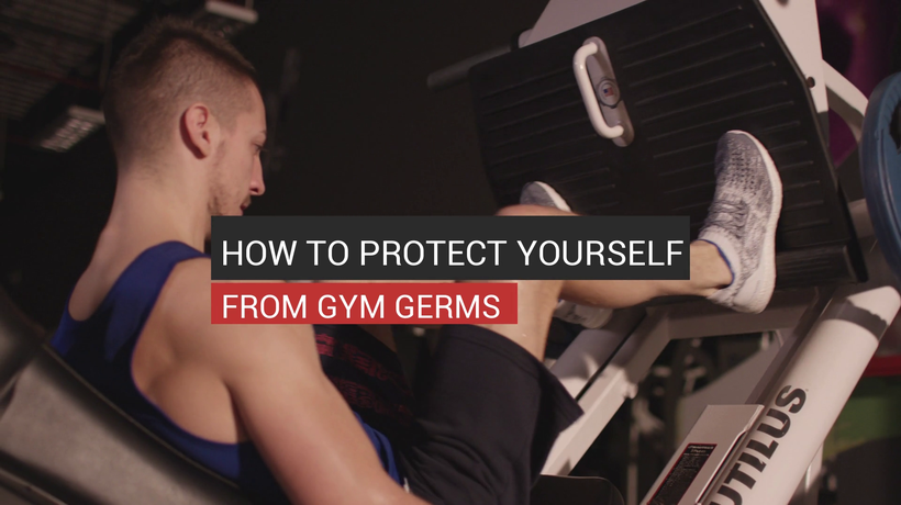 How To Protect Yourself From Gym Germs
