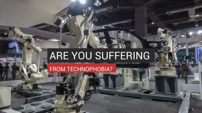 Are You Suffering From Technophobia?