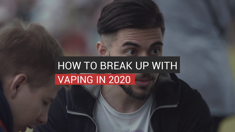 How To Break Up With Vaping In 2020