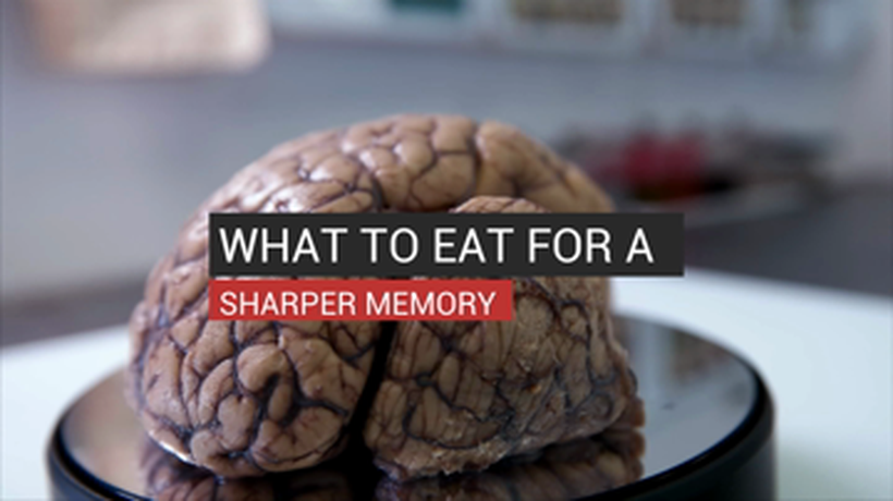 What To Eat For A Sharper Memory