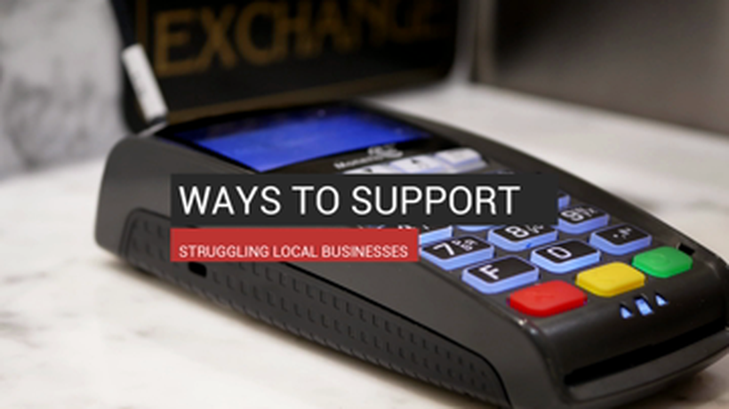 Ways To Support Struggling Local Businesses