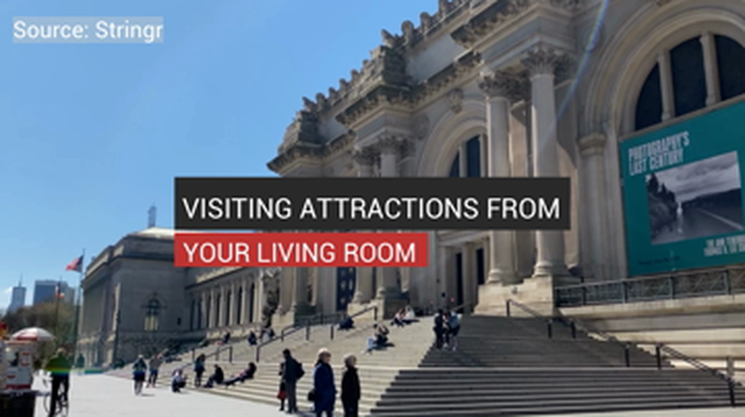 Visiting Attractions From Your Living Room_Digital