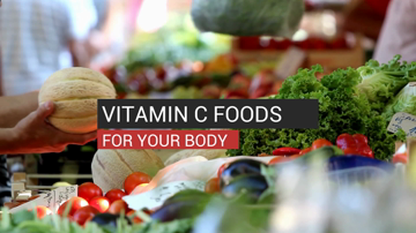 Vitamin C Foods For Your Body