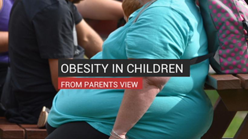 Why do so many parents miss their kid's obesity?