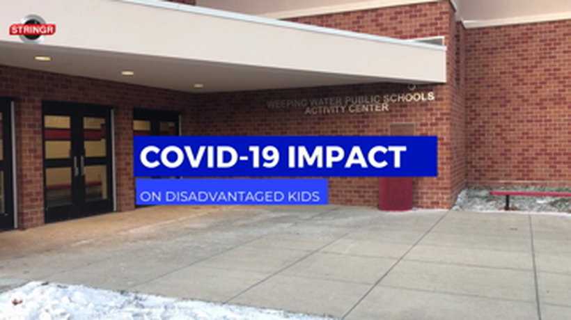 COVID-19 Impact on Disadvantaged Children