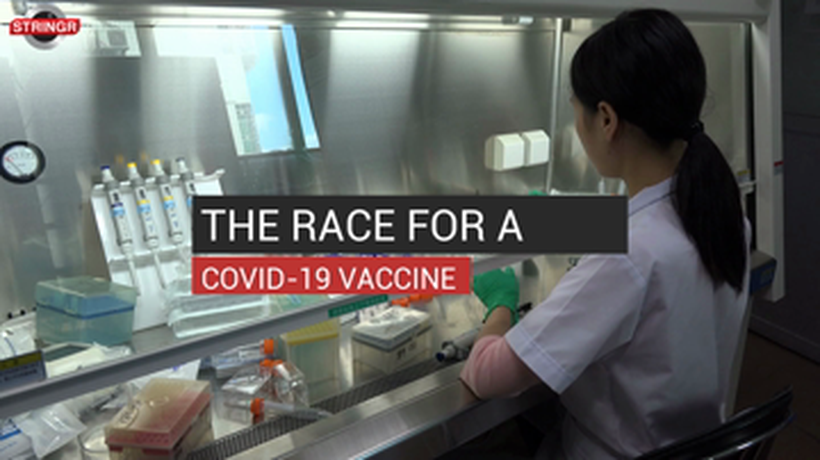 The Race For A COVID-19 Vaccine_Digital