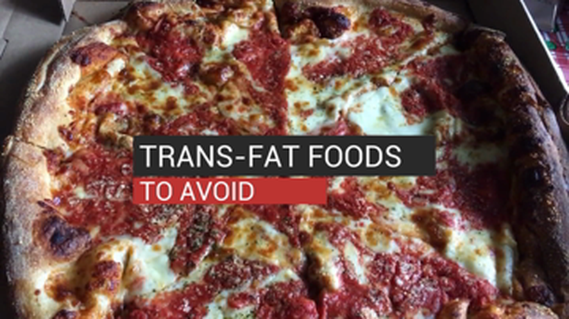 Trans-Fat Foods To Avoid
