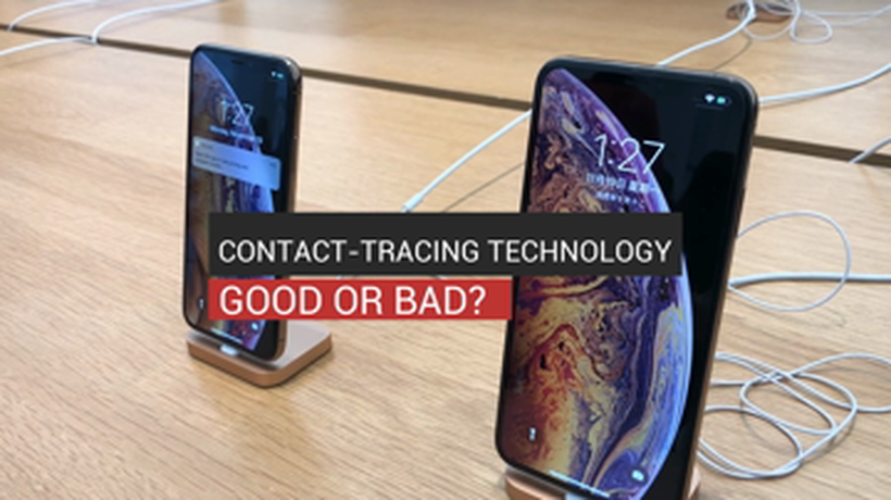 Contact-tracing Technology: Good or Bad?