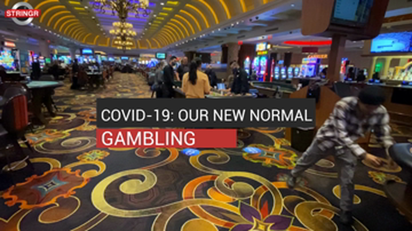 COVID-19 Our New Normal: Gambling