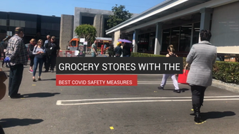 Grocery Stores With The Best COVID Safety Measures