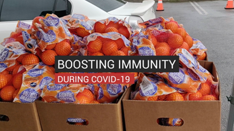 Boosting Immunity During COVID-19