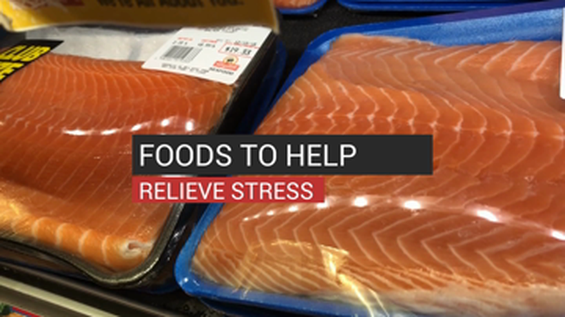 Foods to Help Relieve Stress