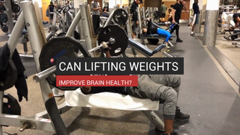 Can Lifting Weights Improve Your Brain Health?