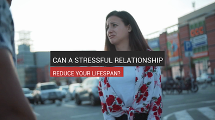 Can A Stressful Relationship Reduce Your Lifespan?