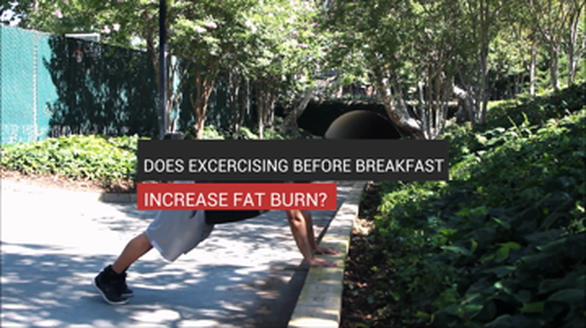 Can Exercising Before Breakfast Improve Fat Loss?