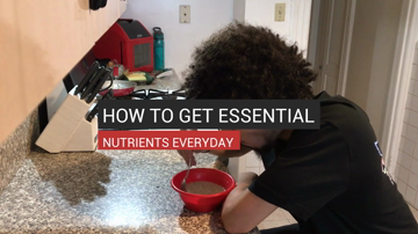 How To Get Essential Nutrients Everyday