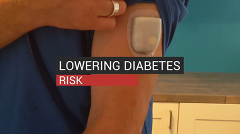 Lowering Diabetes Risk