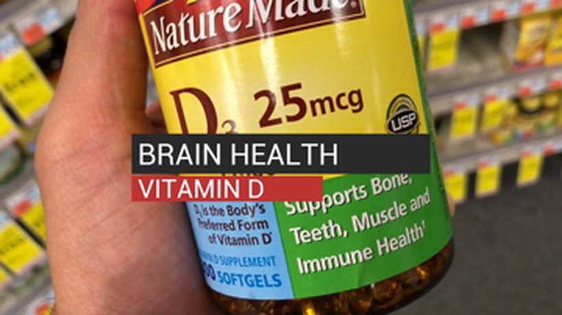 Vitamin D Improves Brain Health
