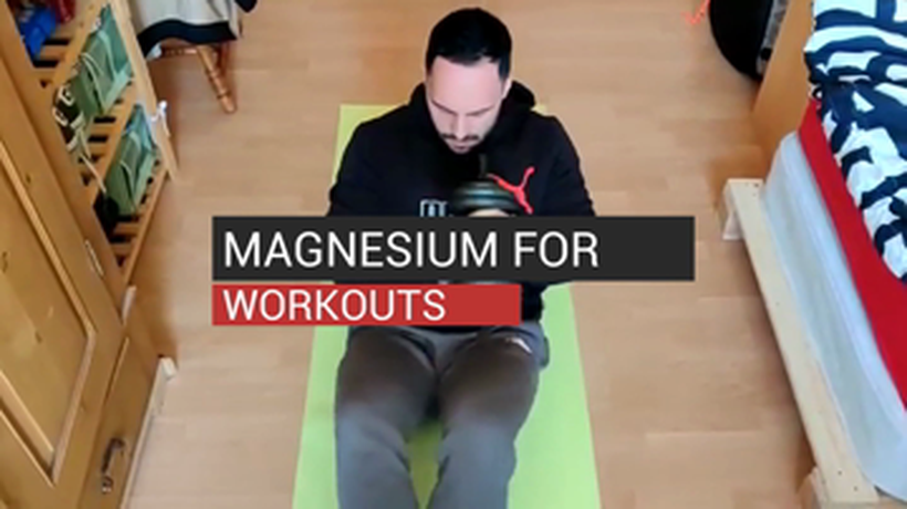 Magnesium For Workouts