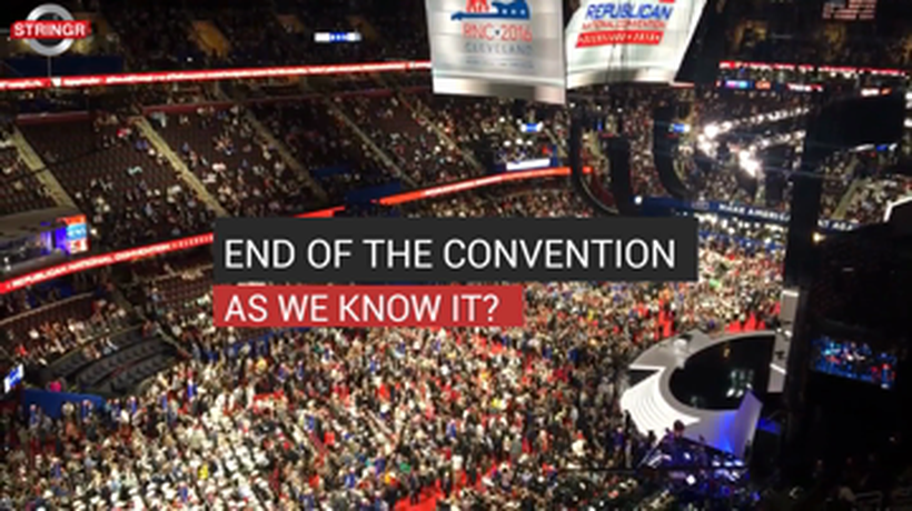 End of The Convention As We Know It?