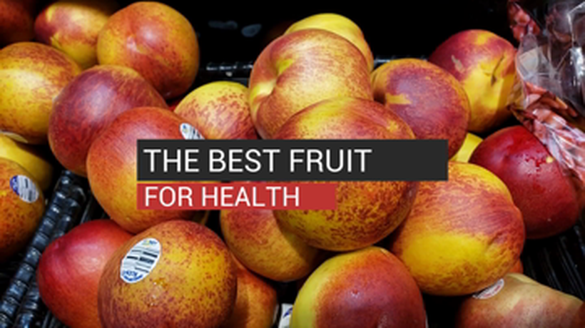 The Best Fruit For Health