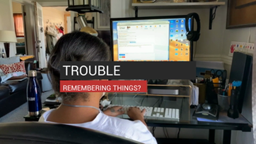 Trouble Remembering Things?