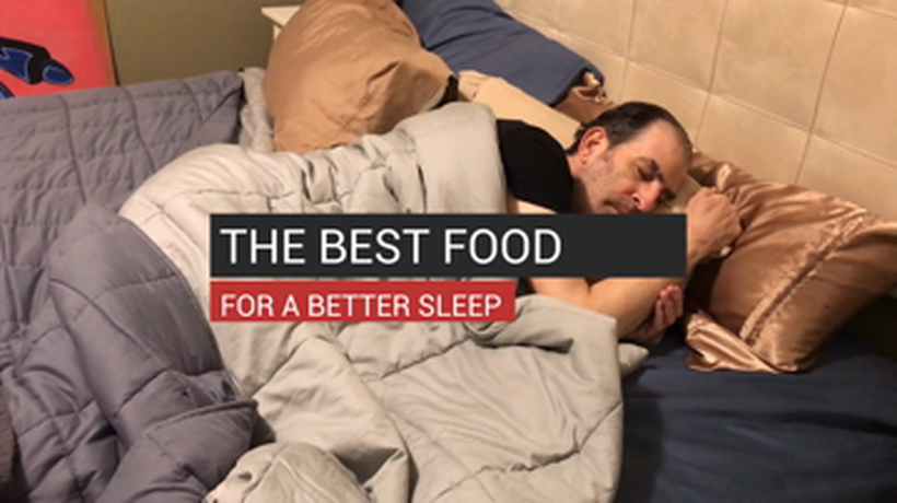 The Best Food For A Better Sleep