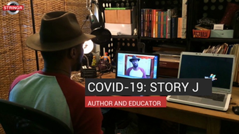 COVID-19: Story J Author And Educator