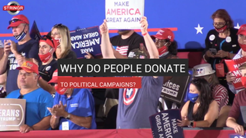 Why Do People Donate To Political Campaigns?