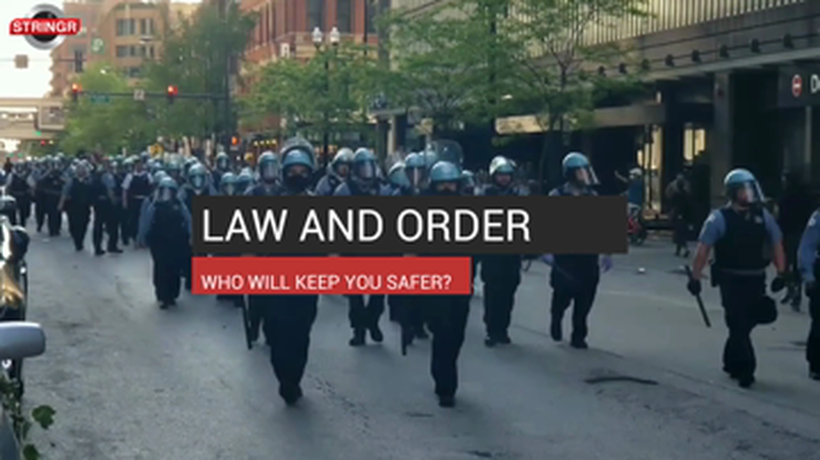 Law & Order: Who Will Keep You Safer?