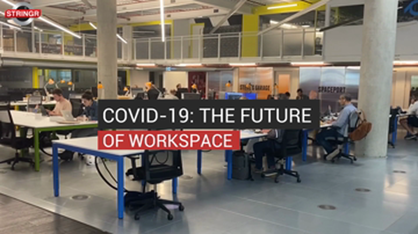 COVID-19: The Future Of Workspace