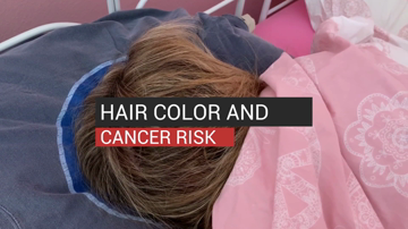 Hair Color And Cancer Risk