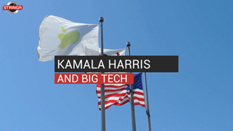 Kamala Harris and Big Tech