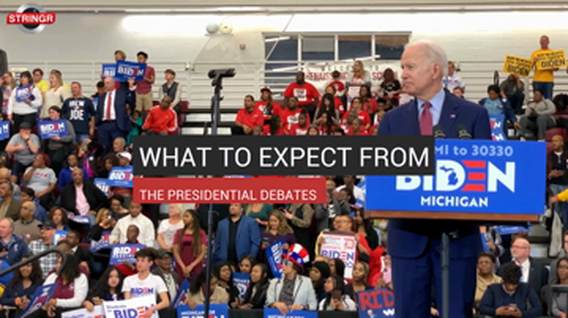 What To Expect From The The Presidential Debate