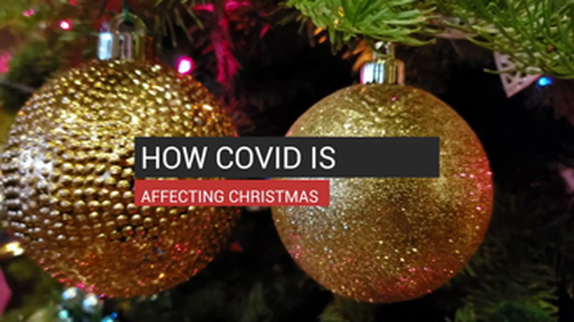 How COVID is Affecting Christmas