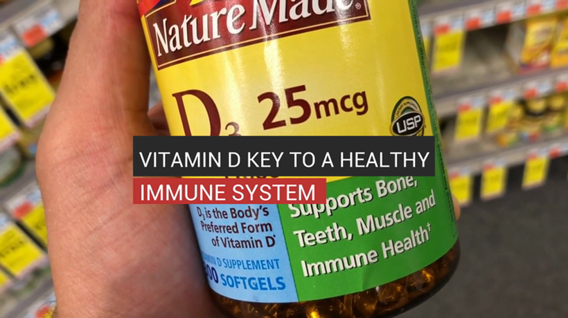 Vitamin D Key to Healthy Immune System