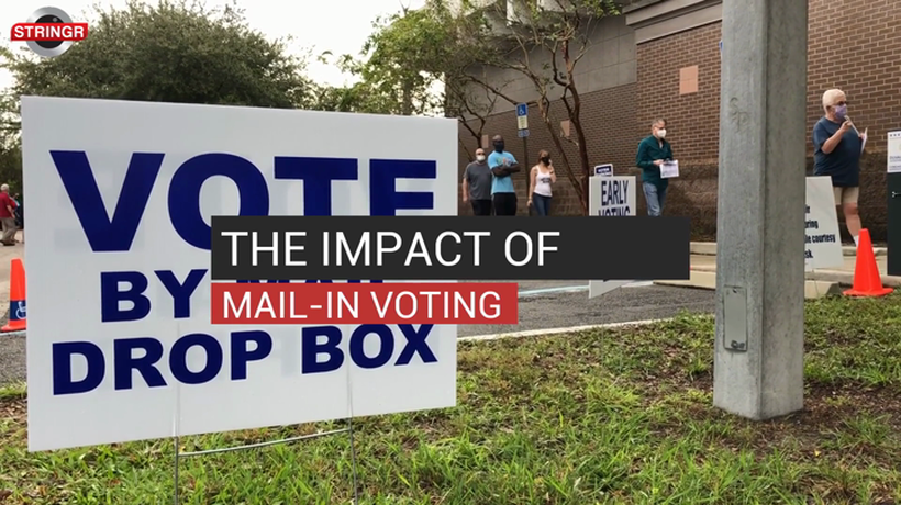 The Impact Of Mail-In Voting
