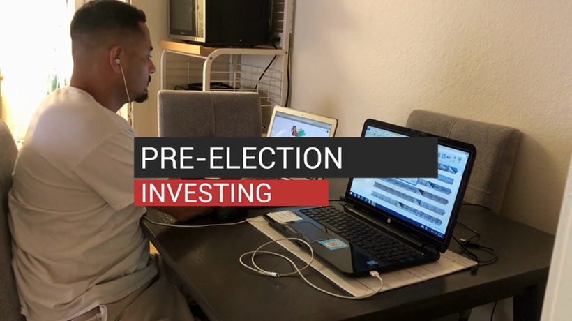 Pre-election Investing