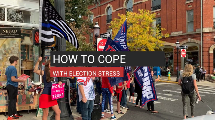 How To Cope with Election Stress