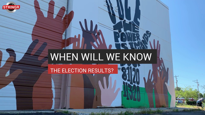 When will we know the result of the election?