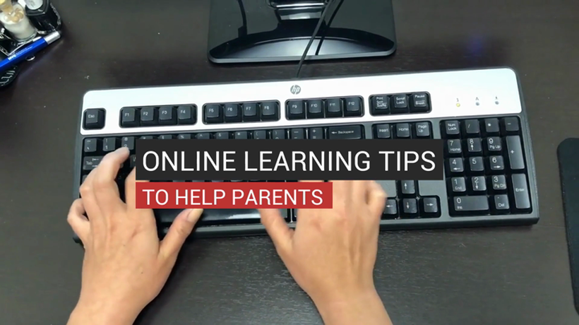 Online Learning Tips to Help Parents
