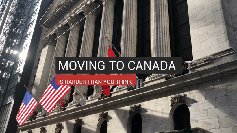 Moving To Canada Is Harder Than You Think