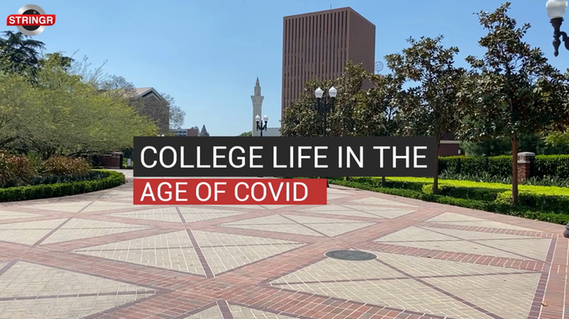 College Life In The Age Of Covid