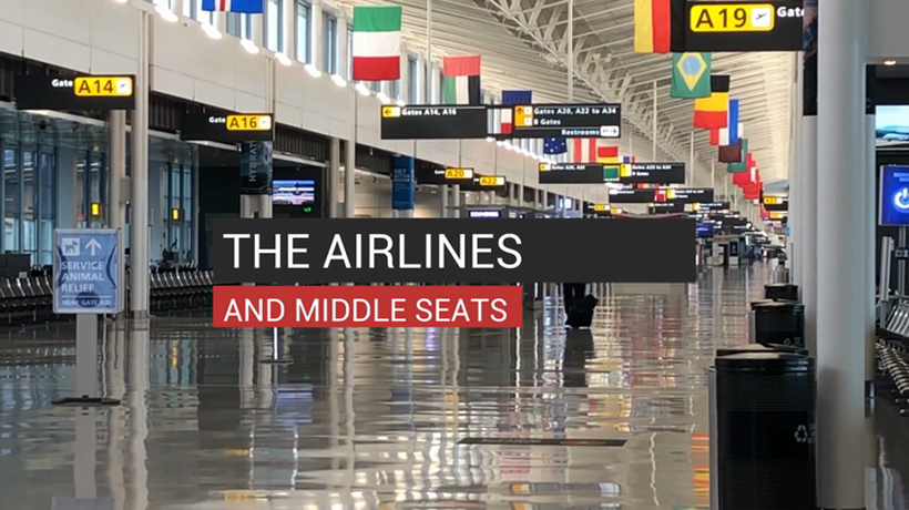 The Airlines and Middle Seats