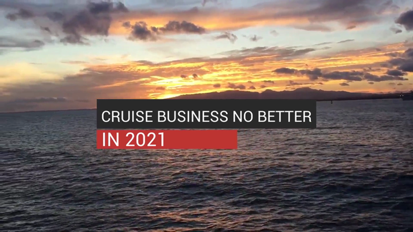 Cruise Business No Better in 2021