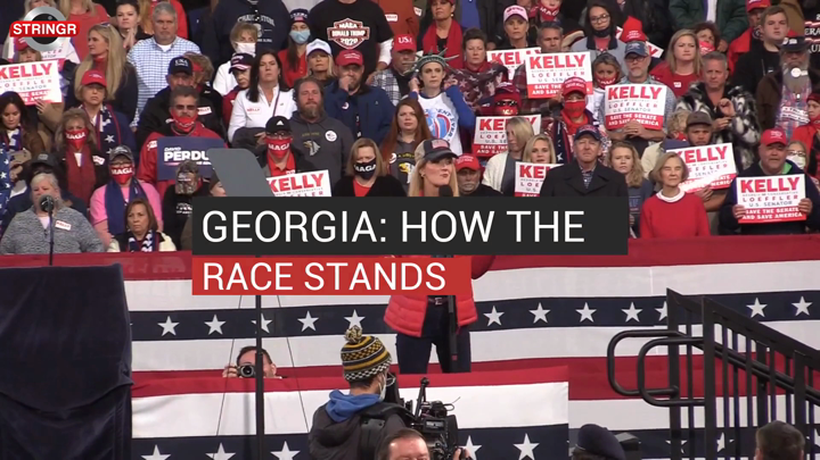 Georgia: How The Race Stands