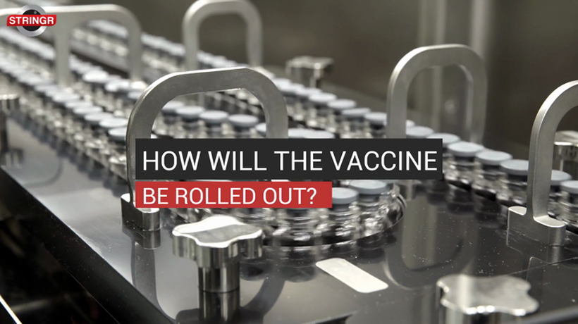 How will the vaccine be rolled out?
