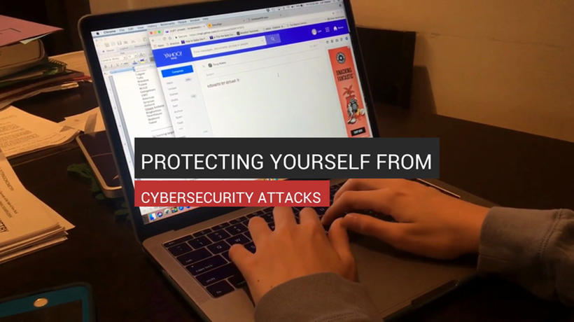 Protecting Yourself From Cybersecurity Attacks